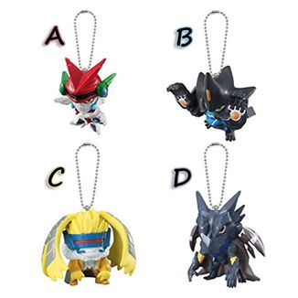 Gashapon Digimon Universe - Appli Monsters