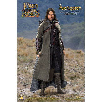 Aragon Regular Version Figure Lord of the Rings Real Master Series
