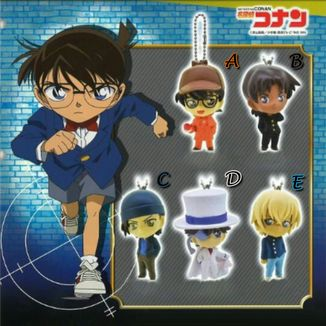 Gashapon Detective Conan Swing Mascot 3