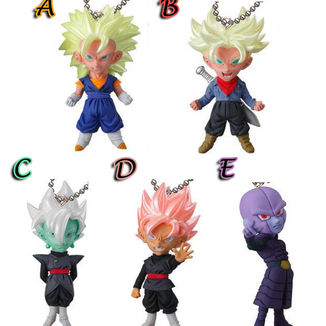 Gashapon Dragon Ball Super - UDM Burst 22