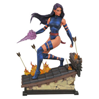 Estatua Psylocke Marvel Premier Collection