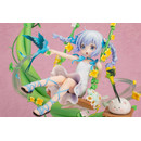 Figura Chino Flower Swing Is the Order a Rabbit?