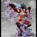 Monkey D Luffy Gear 4 Snake Man SA Maximum Figure One Piece P.O.P Excellent Model