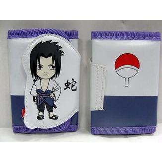 Cartera Sasuke Naruto