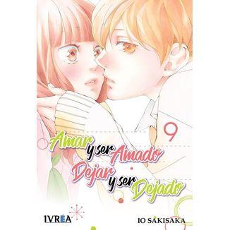 Amar y ser amado, dejar y ser dejado #09 Manga Oficial Ivrea