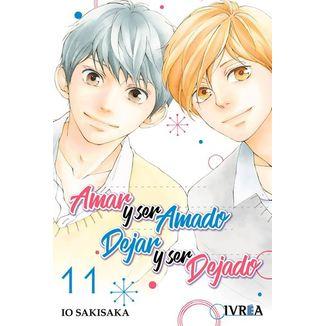 Amar y ser amado, dejar y ser dejado #11 Manga Oficial Ivrea