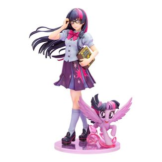 Figura Twilight Sparkle My Little Pony Bishoujo