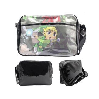 Shoulder Bag Link and Navi The Legend of Zelda