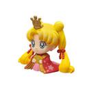 Figura Hinamatsuri Usagi & Mamoru Sailor Moon Petit Chara Set