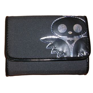 Cartera Skelanimals Negra