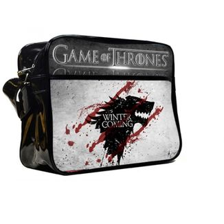Bandolera Winter is Coming Juego de Tronos