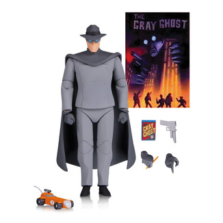 Figura Gray Ghost Batman Animated Series