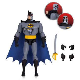 Figura H.A.R.D.A.C. Batman Animated Series