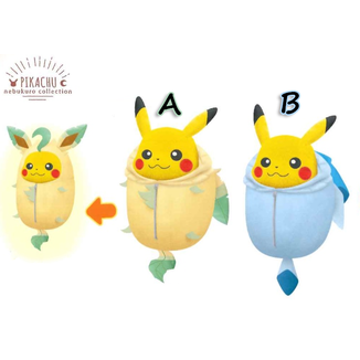 Peluche Pikachu Nebukuro Collection Vol.2 Pokemon