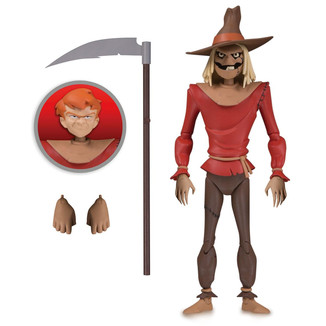 Figura The Scarecrow Batman Animated Series