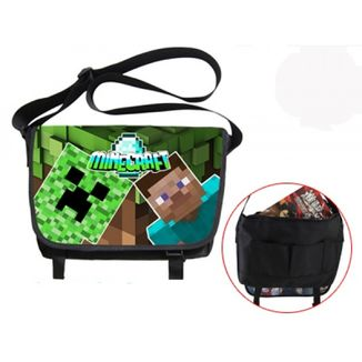 Shoulder Bag Minecraft V3