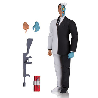Figura Two-Face Batman Animated Series