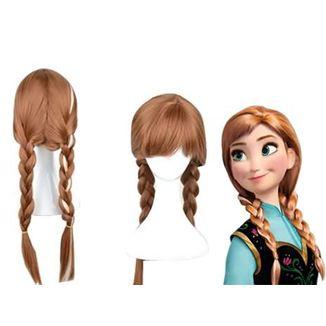 Peluca Anna #02 Frozen