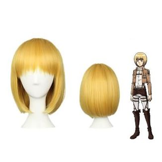 Armin Wig Attack on Titan