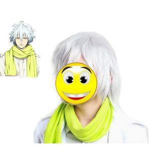Clear Wig Dramatical Murder