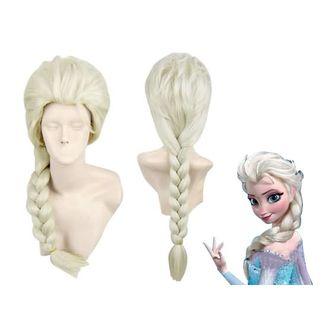 Peluca Elsa #02 Frozen