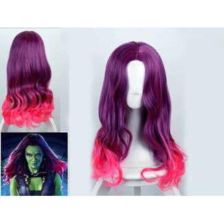 Gamora Wig Guardians of the Galaxy