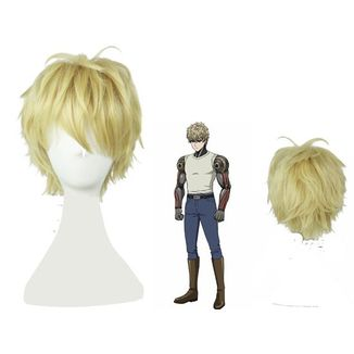 Genos Wig One Punch Man