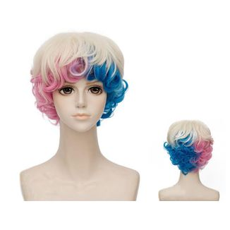 Harley Quinn Short Wig Suicide Squad