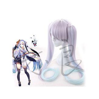 Peluca Hatsune Miku #02 Vocaloid
