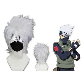 Peluca Kakashi Naruto