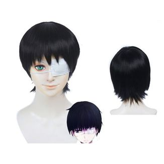 Peluca Kaneki Ken Tokyo Ghoul