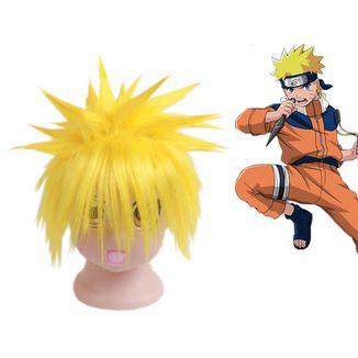 Peluca Naruto Uzumaki Naruto