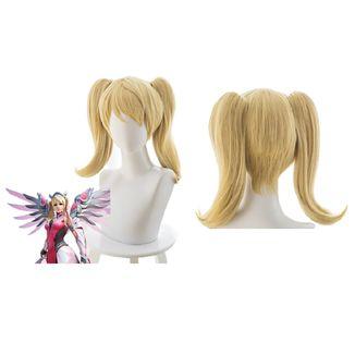 Pink Mercy Wig Overwatch