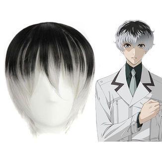 Peluca Sasaki Haise Tokyo Ghoul Re