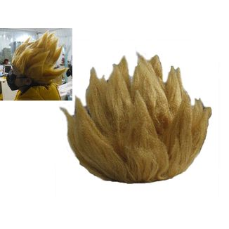Son Goku SS Wig Dragon Ball Z