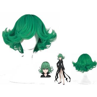 Tatsumaki Wig One Punch Man