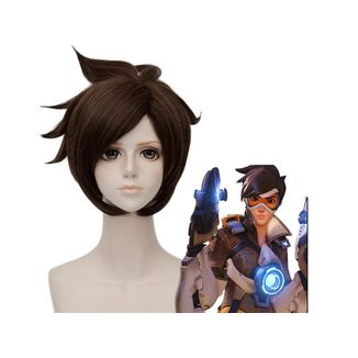 Tracer Wig Overwatch