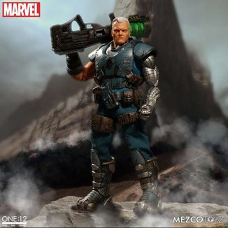 Cable Figure Marvel Universe with light