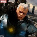 Figura Cable Marvel Universe con luz
