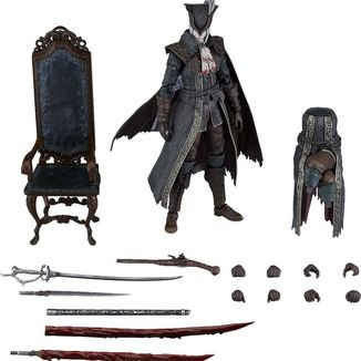 Figma 536 DX Lady Maria of the Astral Clocktower Bloodborne