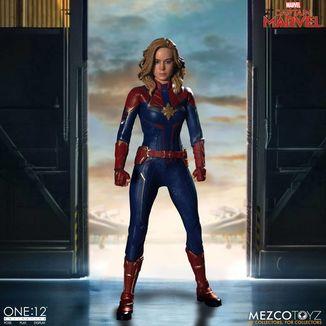 Figura Capitana Marvel Marvel Comics