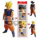 Figura Goku SSJ Masterlise Legend Battle Figure Dragon Ball Super