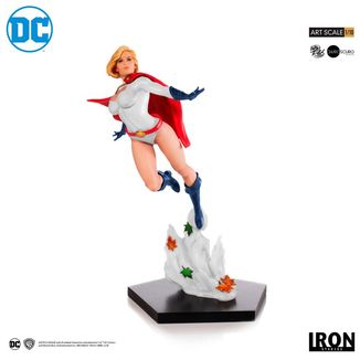 Power Girl Art Scale Figure DC Comics