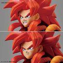 Model Kit Gogeta SSJ4 Dragon Ball GT Figure Rise Standard