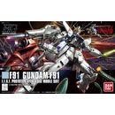 Model Kit Gundam F91 1/144 HG Gundam