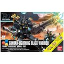 Gundam Lighting BW Campaign 1/144 HG Model Kit Gundam