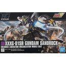 Model Kit Gundam Sandrock 1/144 HG Gundam