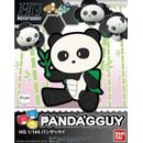Panda'Gguy 1/144 HG Model Kit  Gundam Build Fighters Try