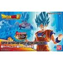 Model Kit Son Goku SSGSS Dragon Ball Super Figure Rise