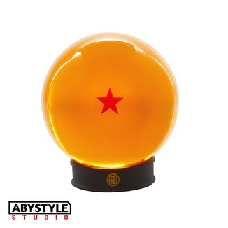 1 Star Dragon Ball Replica with Base Dragon Ball ABYstyle